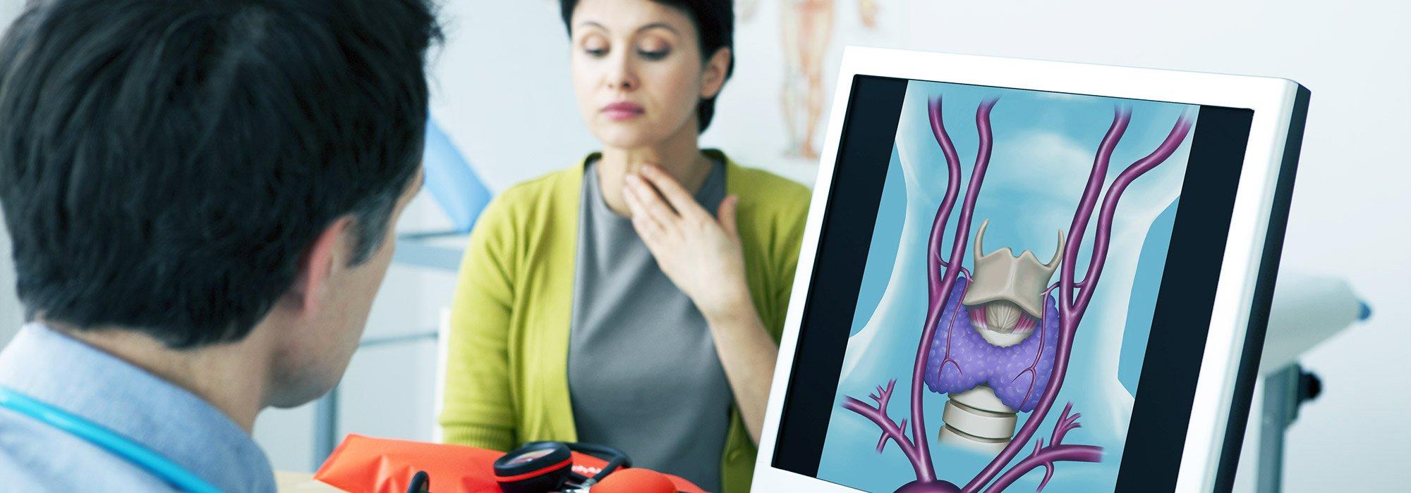 Endokrynologia warszawa, tarczyca, Hashimoto, niedoczynność tarczycy, biopsja, usg tarczycy, choroba Cushinga